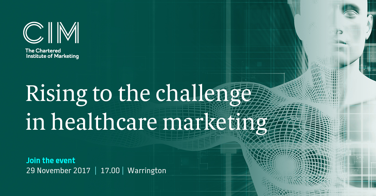 Marketing event to focus on the healthcare sector
