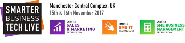 Less than 8 weeks to Smarter Business Tech LIVE
