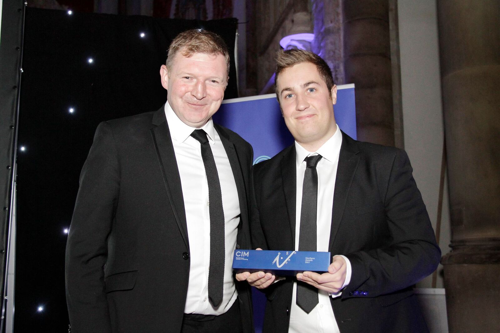 Phil Batty crowned Marketer of the Year 2017