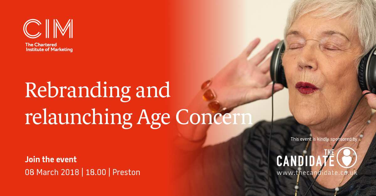 Insight into the rebranding of Age Concern