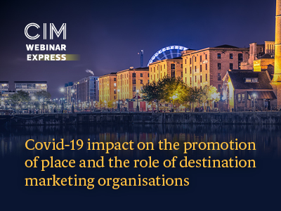 Covid-19 impact on the promotion of place and the role of destination marketing organisations