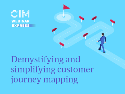 Demystifying & simplifying customer journey mapping