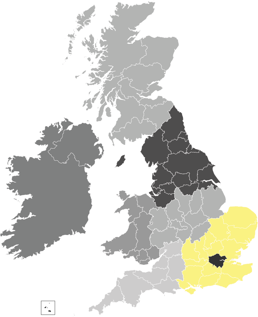CIM South East and East of England region
